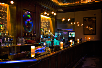 Las Palmas - Club | Lounge in Los Angeles.