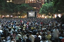HBO Bryant Park Summer Film Festival 2014 - Film Festival | Screening in New York
