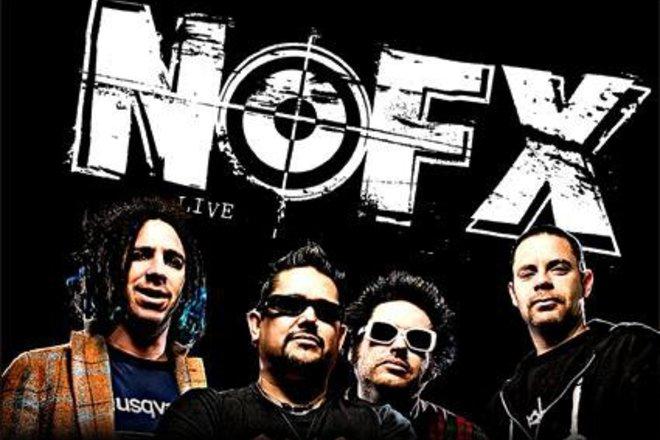 Photo of NOFX