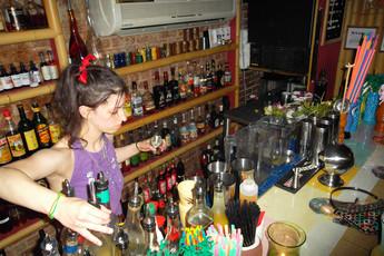 PKNY - Tiki Bar in New York.
