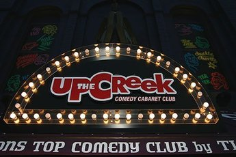 The One To Watch Open Mic Competition at Up the Creek - Stand-Up Comedy in London.