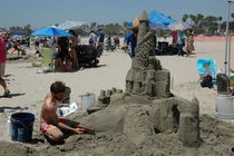 82nd Annual Great Sand Sculpture Contest - Outdoor Event in Los Angeles.