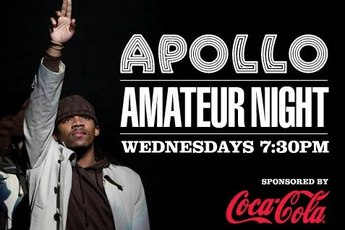 Amateur Night at the Apollo - Concert in New York.