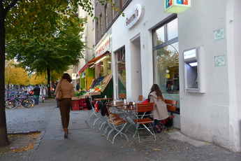 Barcomi's - Café in Berlin.