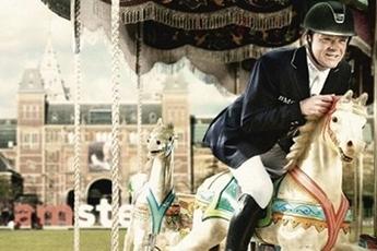 Jumping Amsterdam - Equestrian in Amsterdam.