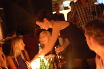 Jimmy Woo - Club   Lounge in Amsterdam.