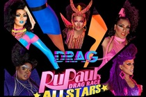 All Stars Invasion - Party | Show in San Francisco.