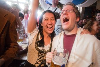 Zum Schneider Oktoberfest - Beer Festival | Food & Drink Event in New York.
