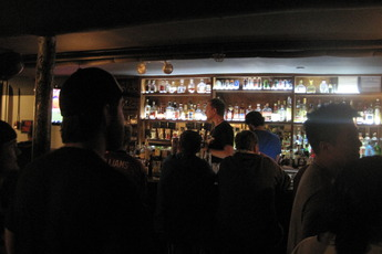 Idle Hands - Whiskey Bar in New York.
