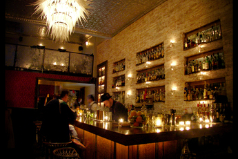 Bourbon & Branch - Bar | Speakeasy in San Francisco.
