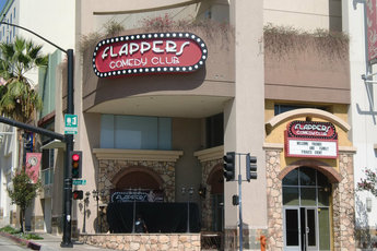 Tickle Me Tuesdays at Flappers Burbank - Stand-Up Comedy in Los Angeles.