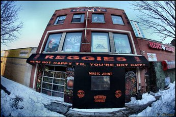 Reggies Music Joint - Live Music Venue | Restaurant | Concert Venue in Chicago.