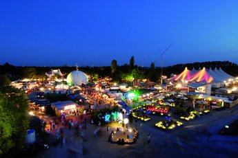 Tollwood: Winterfestival - Arts Festival | Food & Drink Event | Holiday Event | Music Festival | Shopping Event in Munich.