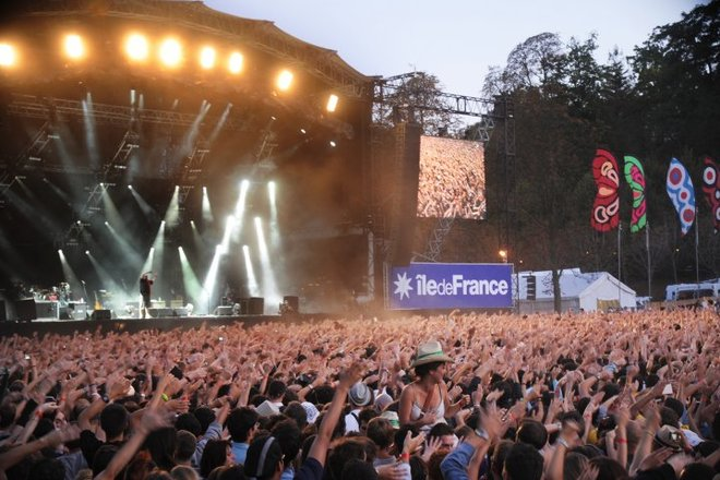 Photo of Rock en Seine 2012