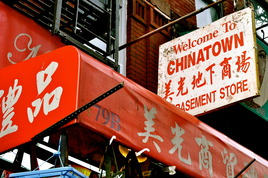 Chinatown - Nightlife Area | Outdoor Activity | Shopping Area in New York.