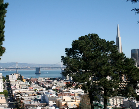 Russian Hill, San Francisco.