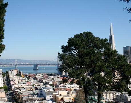Russian Hill, San Francisco.