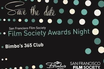San Francisco Film Society Awards Night - Awards Show Event | Party in San Francisco.