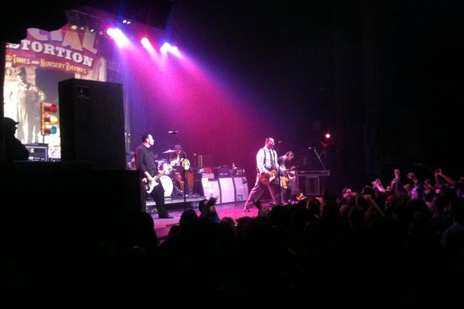 Photo of The Warfield