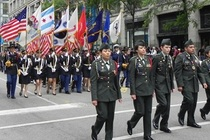 Chicago Memorial Day Parade 2013 - Parade | Holiday Event in Chicago