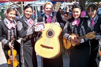 Olvera Street Cinco de Mayo - Holiday Event | Cultural Festival | Food & Drink Event in Los Angeles.