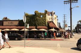 Toast Bakery Cafe - Café   Restaurant in Los Angeles.