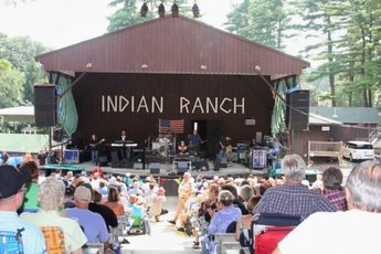 Indian Ranch (Webster, MA) - Concert Venue in Boston.