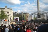 London Symphony Orchestra Open Air Classics - Concert in London.