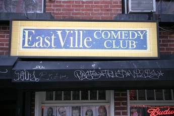Open Mic at Eastville Comedy Club - Stand-Up Comedy in New York.