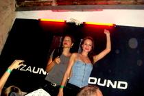 Underground - Club in Ibiza.