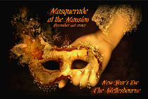 Masquerade at the Mansion: New Year's Eve 2018 at The Wellesbourne - Special Event   Party in Los Angeles.
