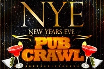 New Year's Eve PubCrawl Hollywood - Food & Drink Event | Holiday Event in Los Angeles.