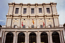 Teatro Real  - Theater in Madrid.