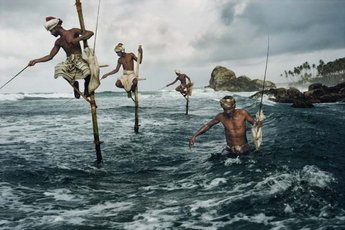 Steve McCurry Photography Exhibit - Photography Exhibit in Rome.