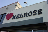 Melrose Avenue - Culture | Nightlife Area | Outdoor Activity | Shopping Area in LA