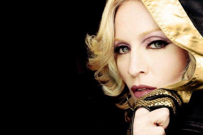 Photo of Madonna