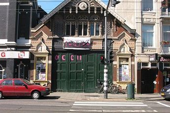 OCCII  - Concert Venue in Amsterdam.