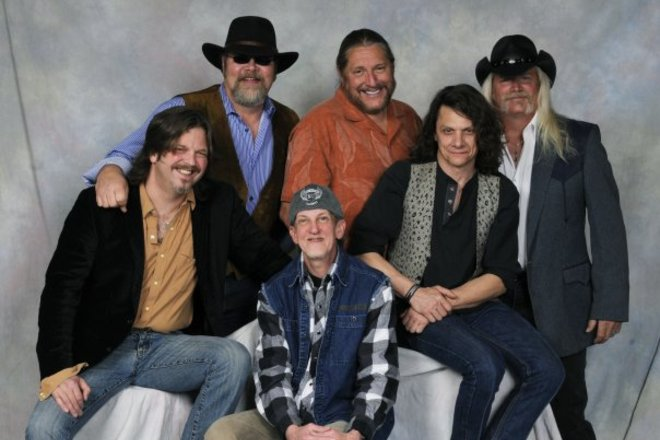 Photo of The Marshall Tucker Band