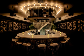 No 8 Restaurant No8 Chelsea  Flatiron New York  Party Earth