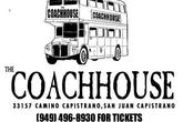 The Coach House (San Juan Capistrano, CA) - Concert Venue | Music Venue in Los Angeles.