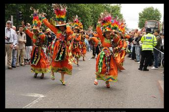 Carnaval Del Pueblo - Arts Festival | Dance Festival in London.