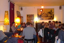 Weinerei Frarosa - Restaurant | Wine Bar in Berlin.