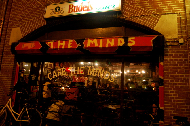 Photo of Café The Minds