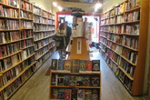 Kramerbooks & Afterwords Café - Bar | Café | Culture | Live Music Venue | Bookstore in DC