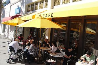 M Café Beverly Hills - Café   Restaurant in Los Angeles.