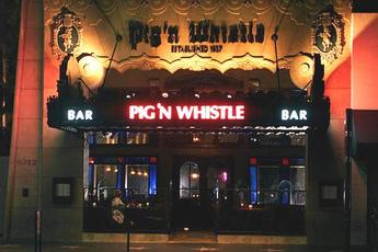 Pig 'n Whistle - American Restaurant in Los Angeles.