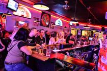 Delirium - Dive Bar in San Francisco.