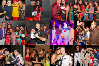 halloween bash at slate costume party holiday event in new york - Halloween Nyc Party