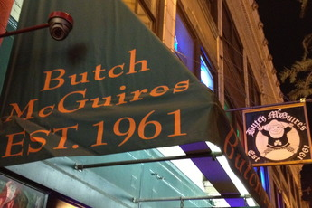Butch McGuire's - Irish Pub | Restaurant in Chicago.
