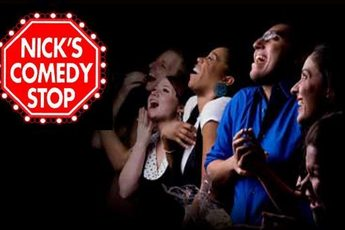 Nick's Comedy Stop - Comedy Club in Boston.
